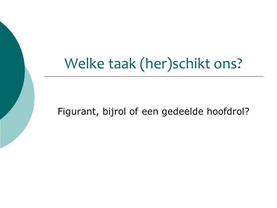 Even voorstellen…  I.H. van Weeghel, huisarts  J.F. Kuijpers, verpleegkundig specialist