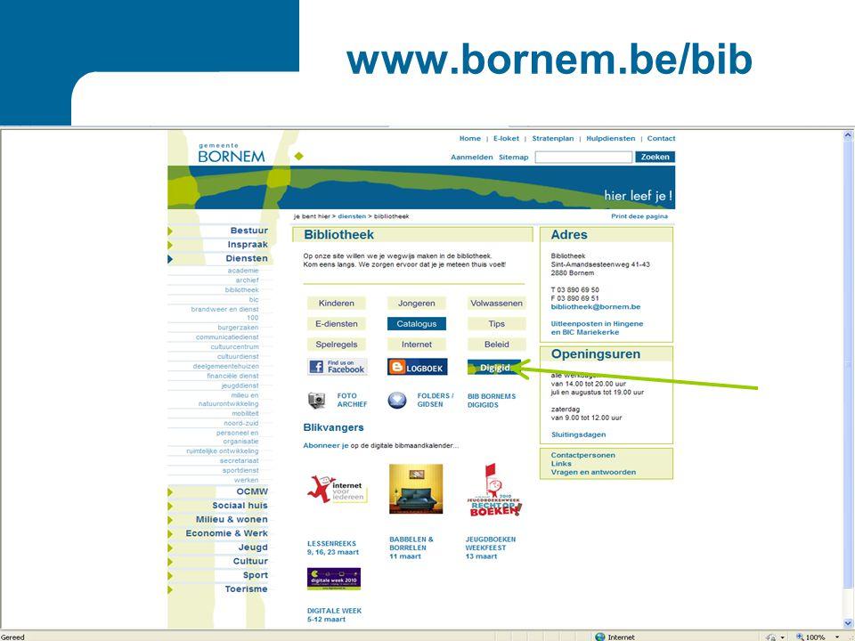 Post binnenhalen surf naar www.hotmail.be