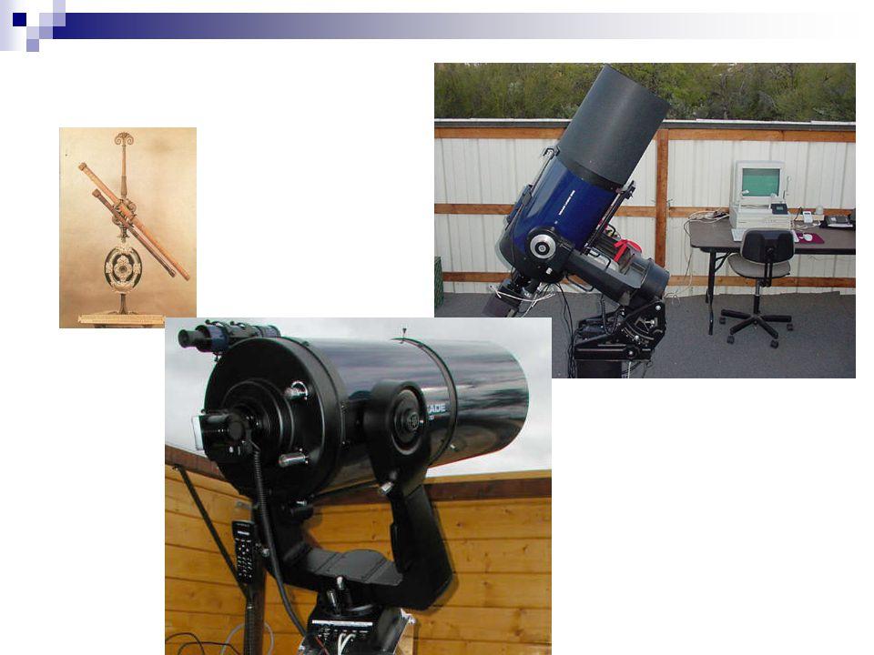 De telescoop objectiefOculair * * *   Twee sterren zie je met het blote oog onder een hoek  In de focus van het objectief wordt een reëel beeld gevormd Waarvan het oculair zelf een virtueel beeld vormt.