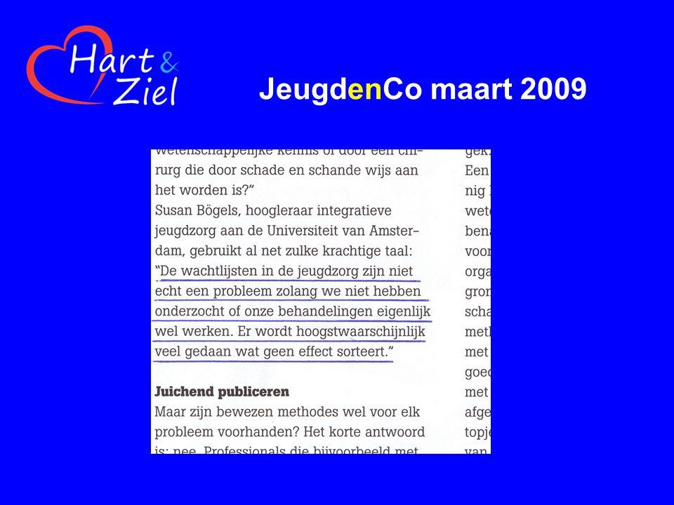 JeugdenCo maart 2009