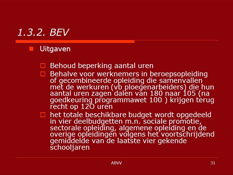 ABVV31 1.3.2.