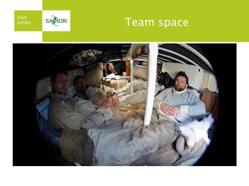 Team space