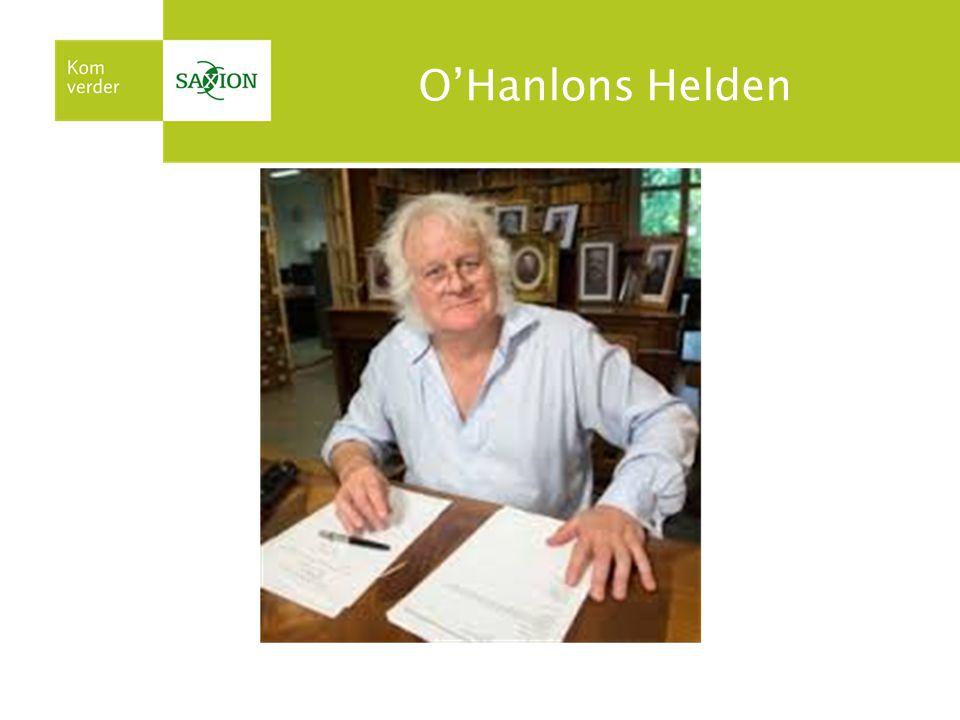 O'Hanlons Helden