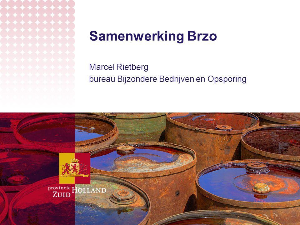 Samenwerking Brzo Marcel Rietberg bureau Bijzondere Bedrijven en Opsporing