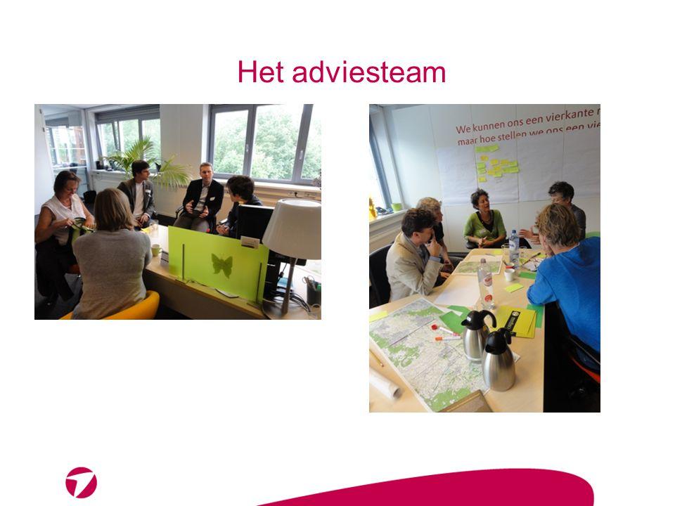 Het adviesteam