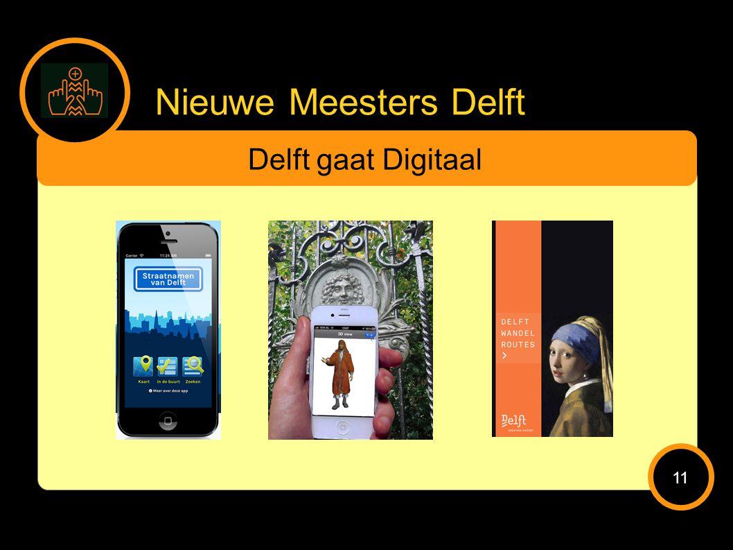 Nieuwe Meesters Delft Delft gaat Digitaal 11