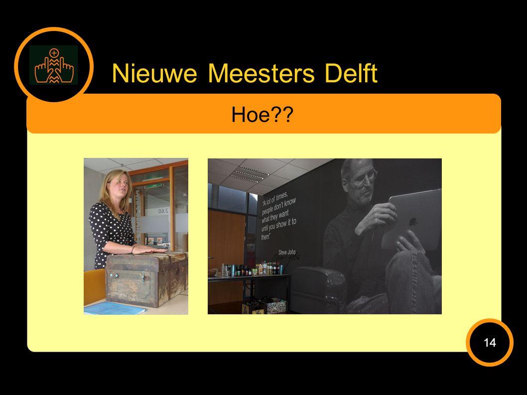 Nieuwe Meesters Delft Hoe 14