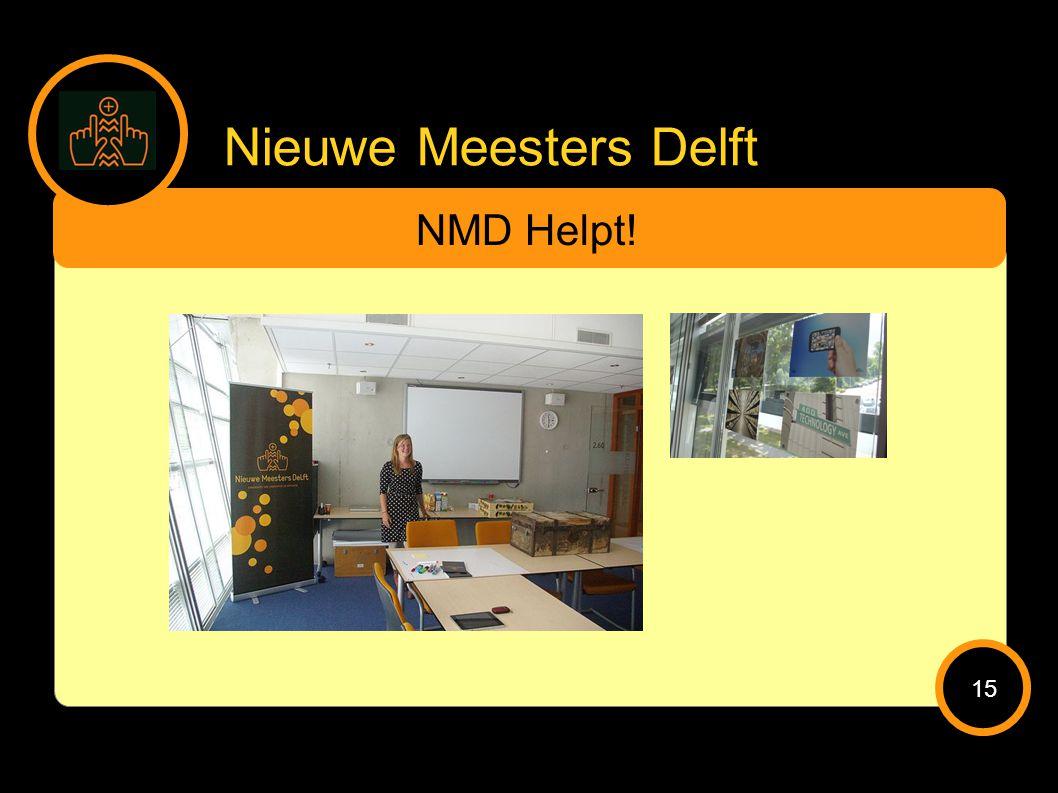 Nieuwe Meesters Delft NMD Helpt! 15