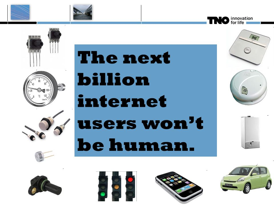 The next billion internet users won't be human.