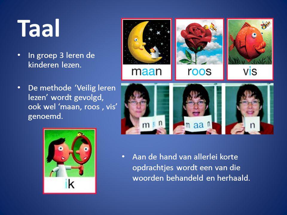 Dictee Iedere dag krijgt de leerling met dictee te maken, bijvoorbeeld door middel van: De woorddoos.
