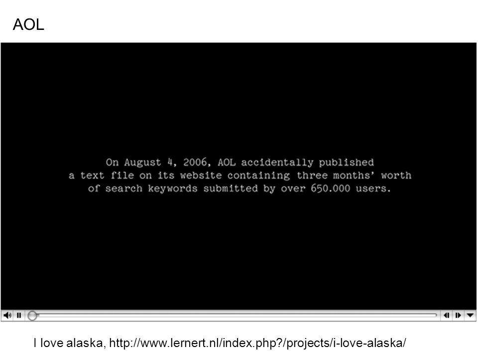 AOL I love alaska, http://www.lernert.nl/index.php?/projects/i-love-alaska/