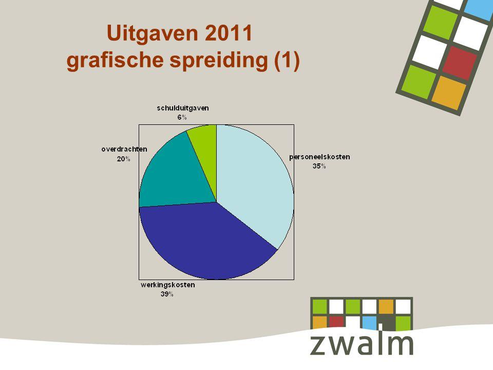 Uitgaven 2011 grafische spreiding (1)