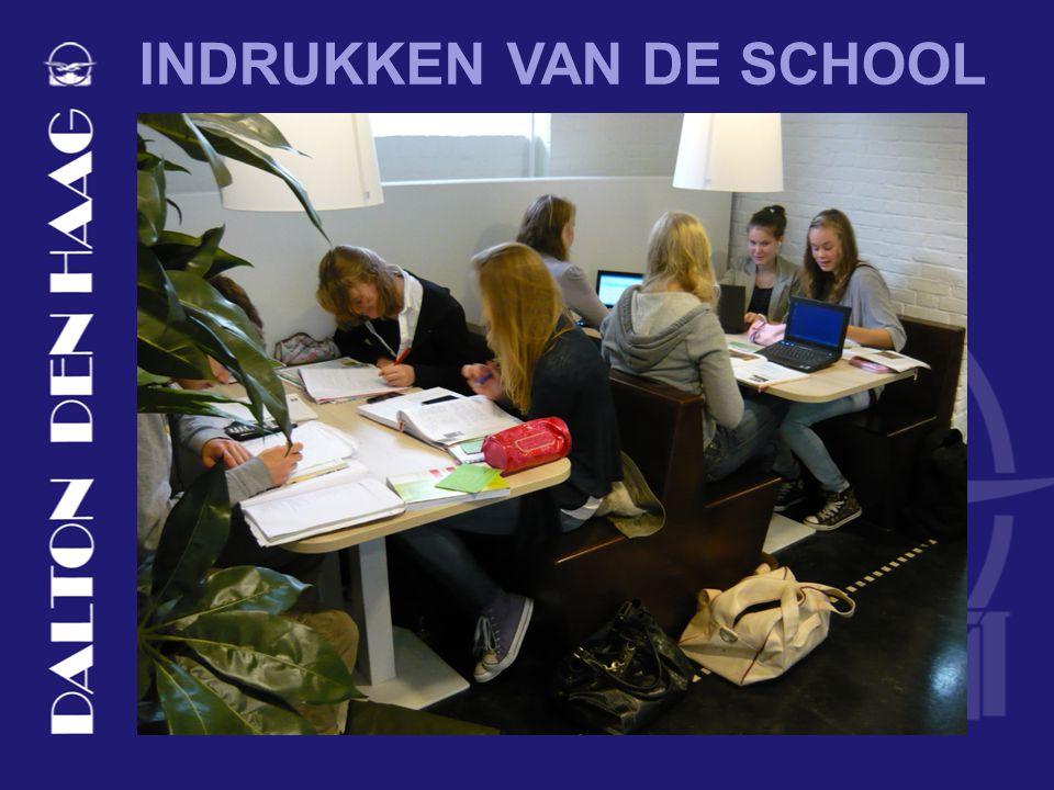 INDRUKKEN VAN DE SCHOOL