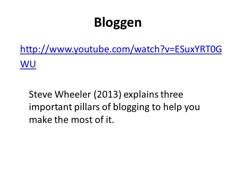 LA- blogs Wordpress, eenduidig format en navigatiemenu Alle informatie over LA + tags + multimedia + twitter + blogroll Functionele, inspirerende en uitnodigende vormgeving Studenten mede eigenaar (auteur) van het LA- blog