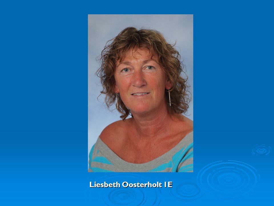 Liesbeth Oosterholt 1E