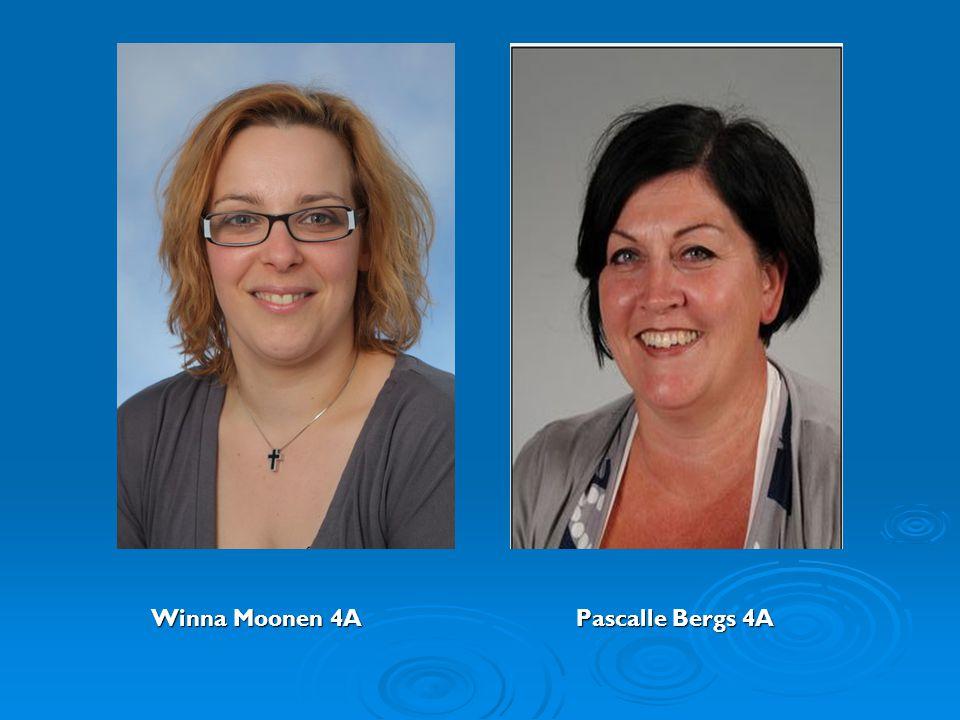 Winna Moonen 4A Pascalle Bergs 4A