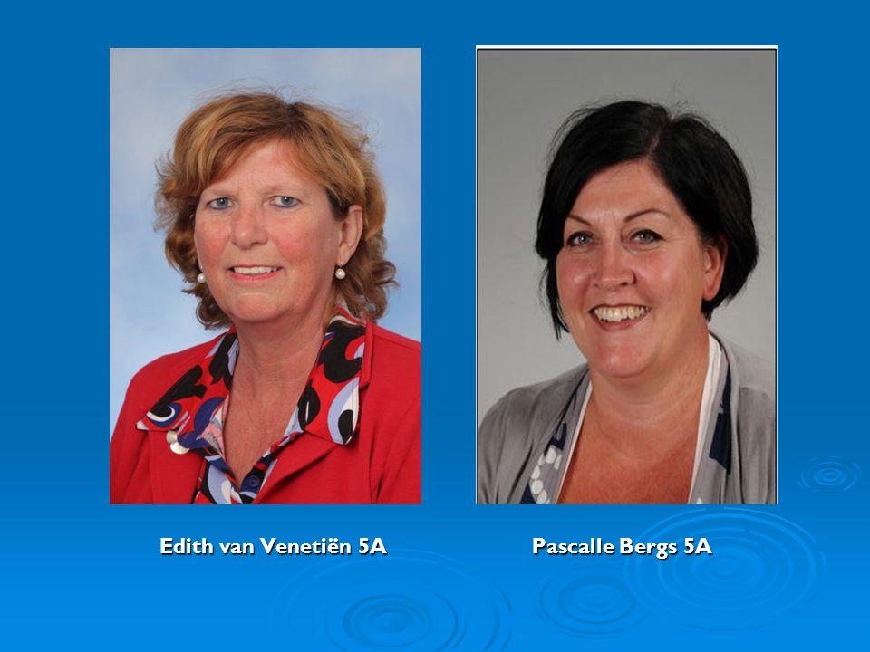 Edith van Venetiën 5A Pascalle Bergs 5A Edith van Venetiën 5A Pascalle Bergs 5A
