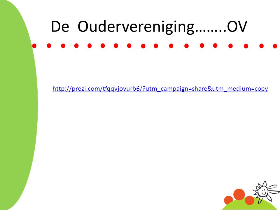 De Oudervereniging……..OV http://prezi.com/tfqqvjovurb6/?utm_campaign=share&utm_medium=copy