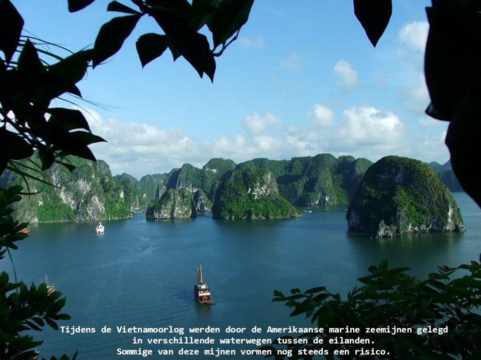 In de baai van Ha Long heeft Vietnam diverse zeeslagen gevoerd met haar buren. Tot drie keer toe heeft het Vietnamese leger in het labyrint van waterw