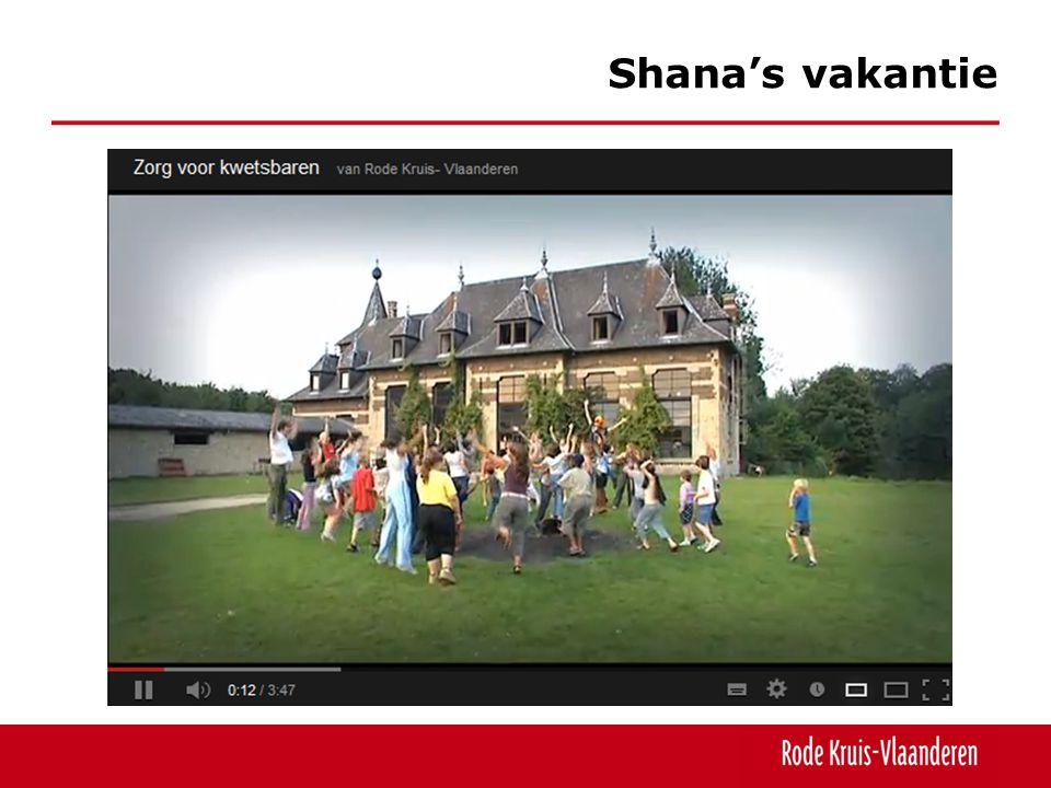 Shana's vakantie