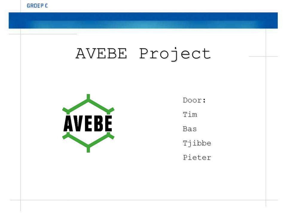 AVEBE Project Door:TimBasTjibbePieter