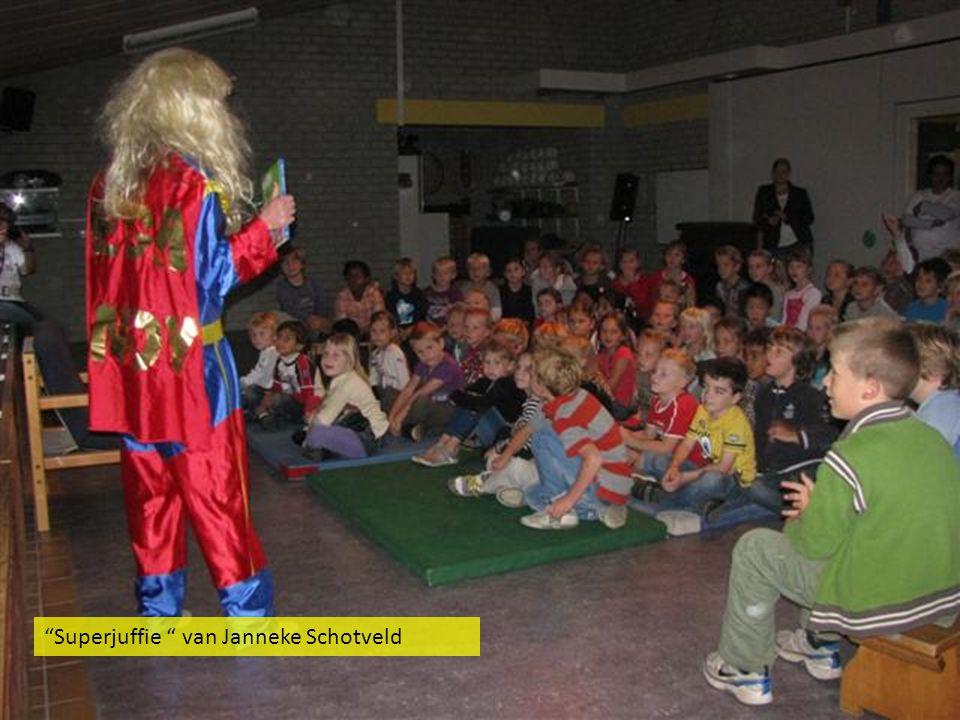 Superjuffie van Janneke Schotveld