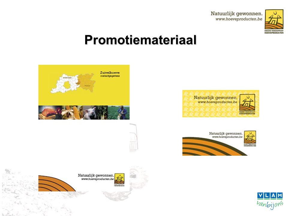 Promotiemateriaal