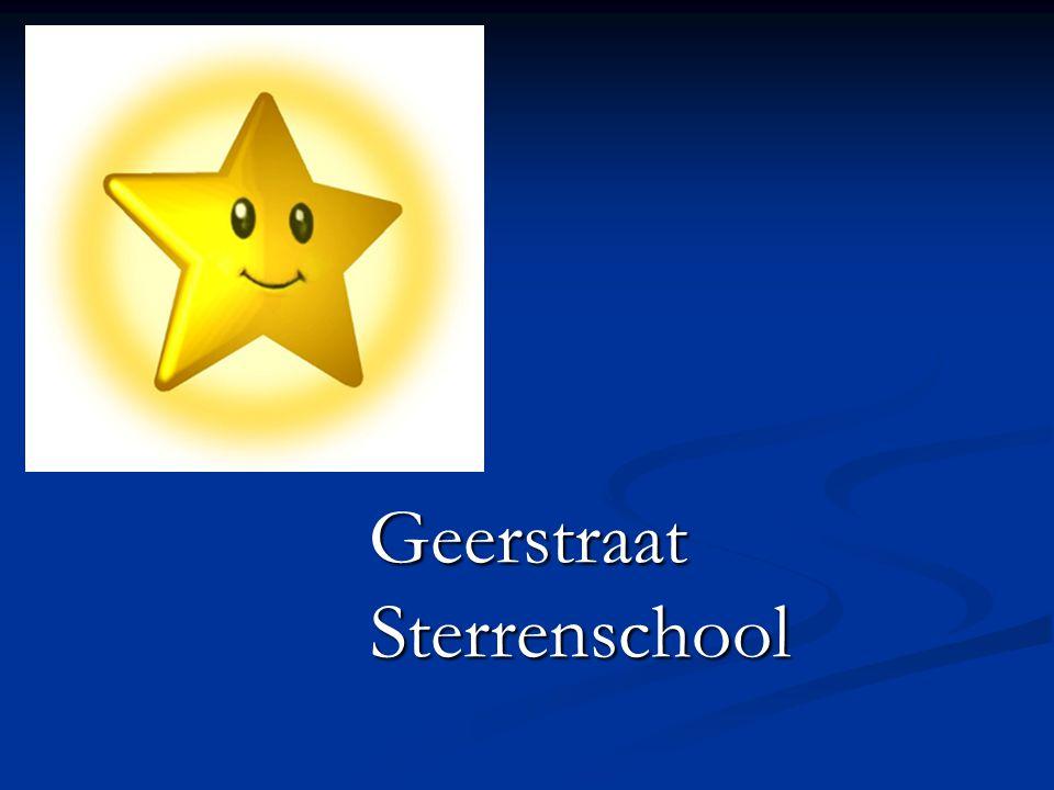 Geerstraat Sterrenschool