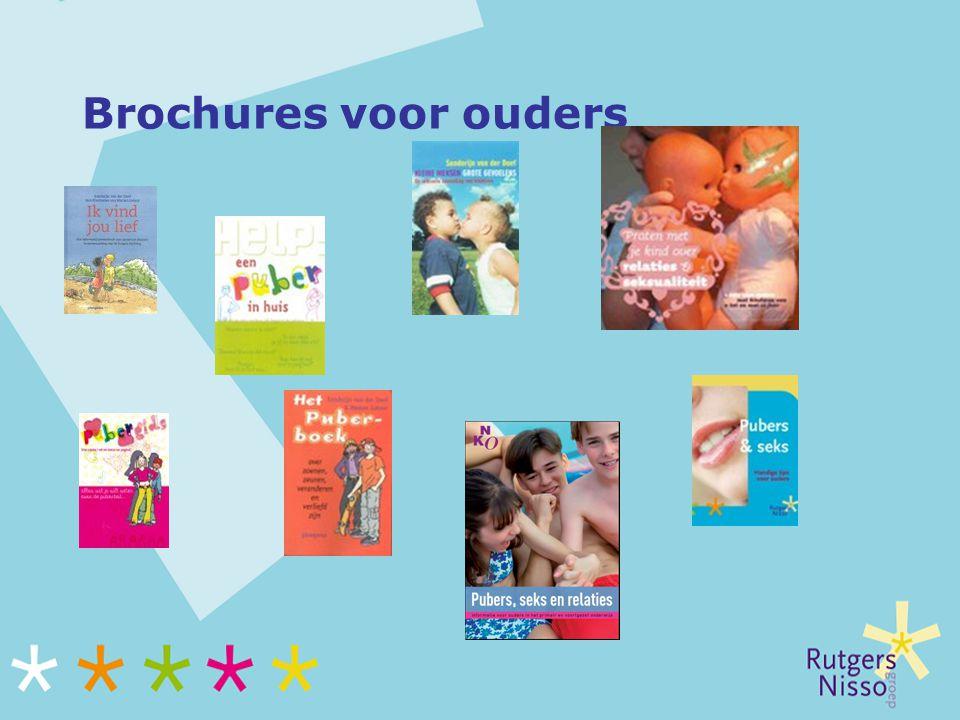 Brochures voor ouders