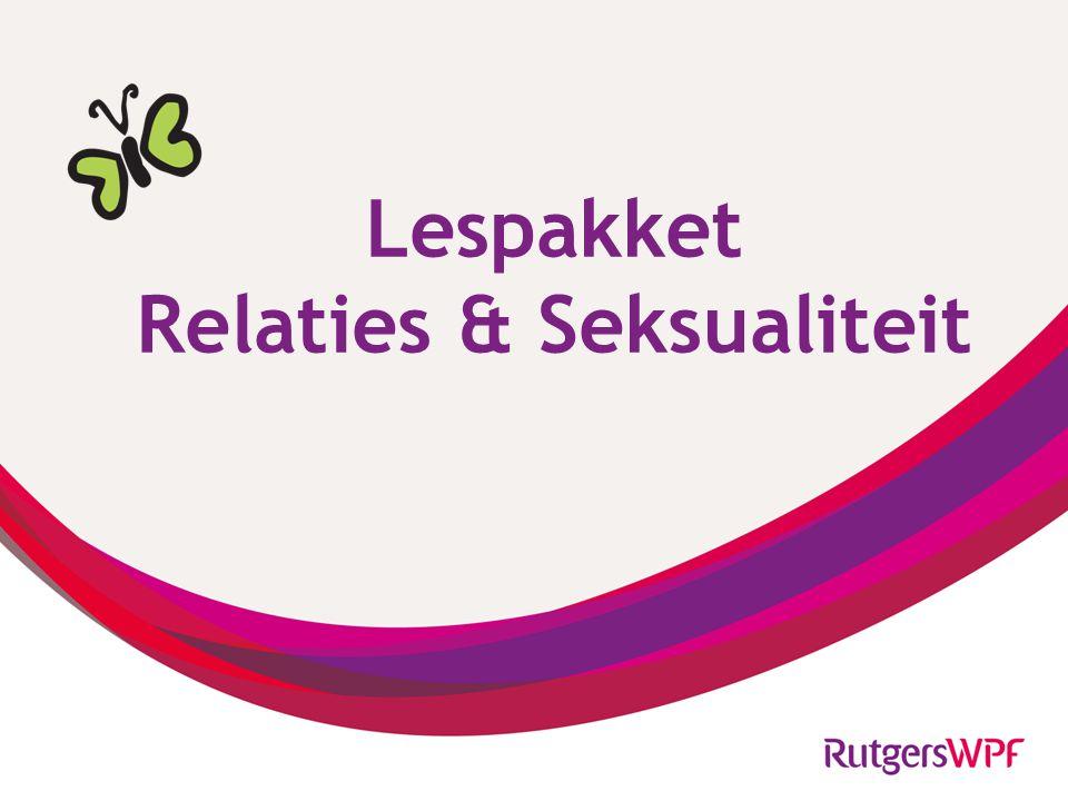 Lespakket Relaties & Seksualiteit