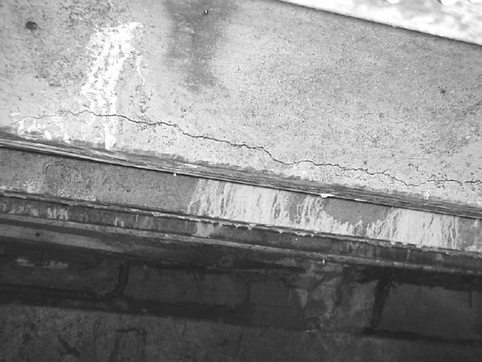 Afgedrukte betondekking