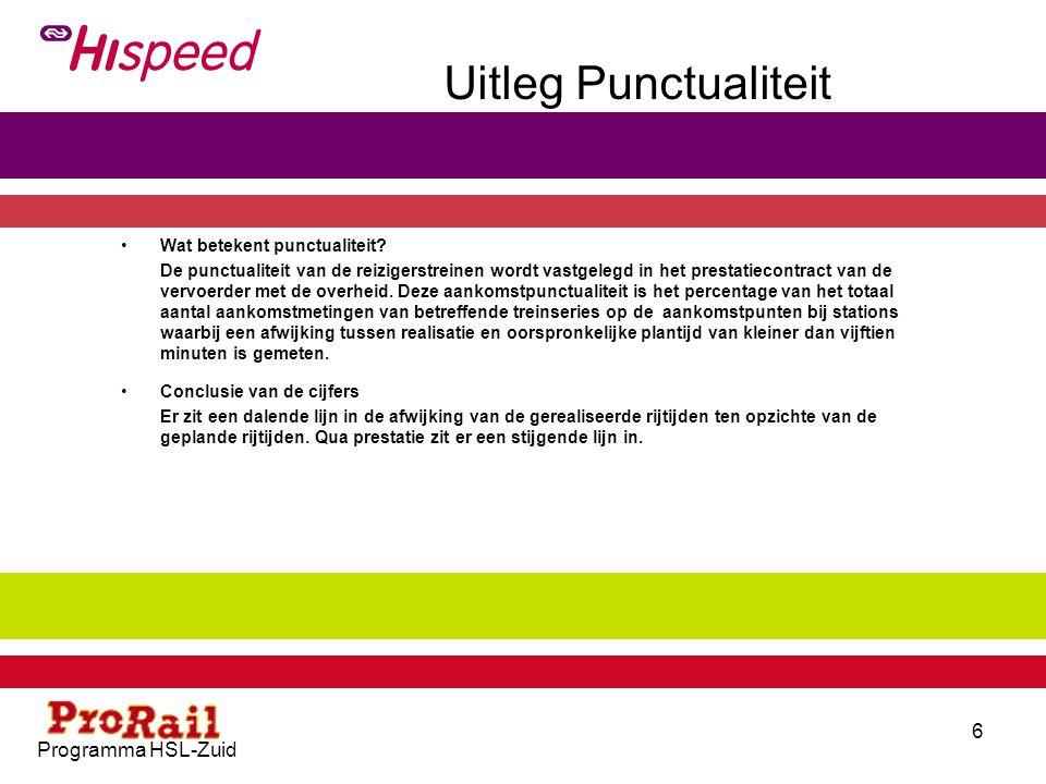 Analyse vertragingsoorzaken Thalys NB Rijweginstelling is inclusief bezetting door overig trein verkeer, treinen die buiten pad (in de weg rijdende of kruisende treinen) 7