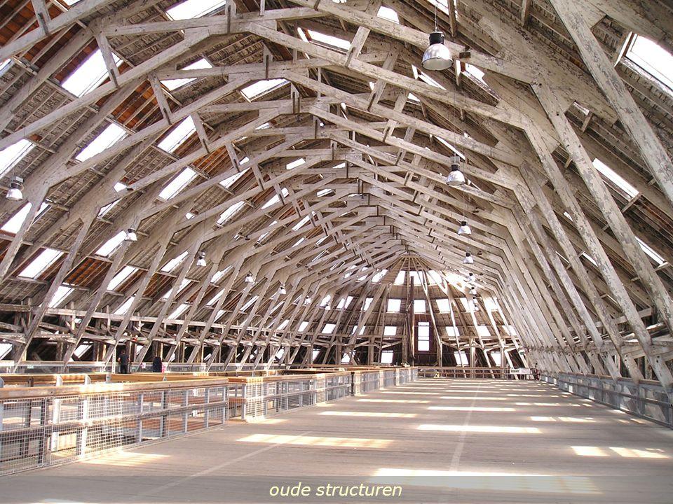 oude structuren