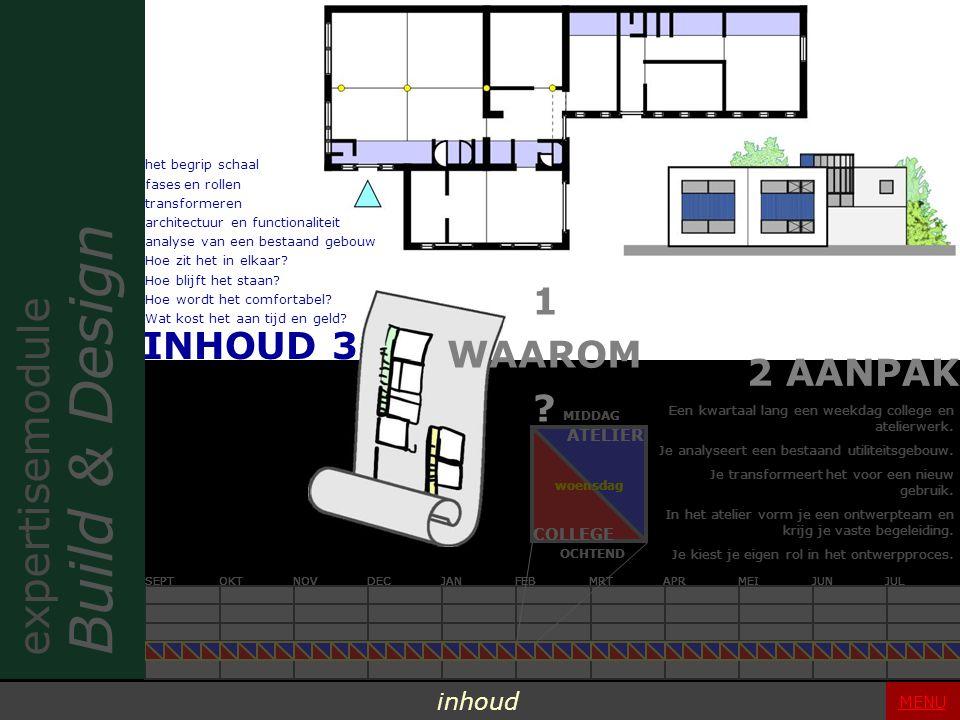 AANPAK minor Ontwerp een gebouw.