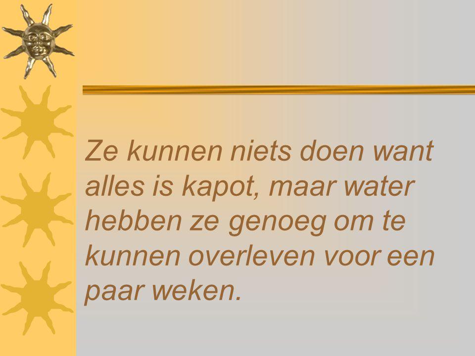 Er stort een vliegtuig neer in de Egyptische woestijn, met daarin een Nederlander, een Belg en een grote neger.
