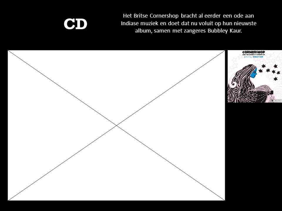 Het Britse Cornershop bracht al eerder een ode aan Indiase muziek en doet dat nu voluit op hun nieuwste album, samen met zangeres Bubbley Kaur. CD
