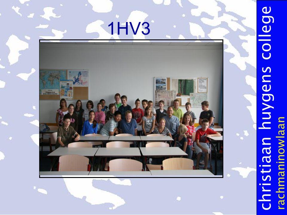 christiaan huygens college rachmaninowlaan 1HV3