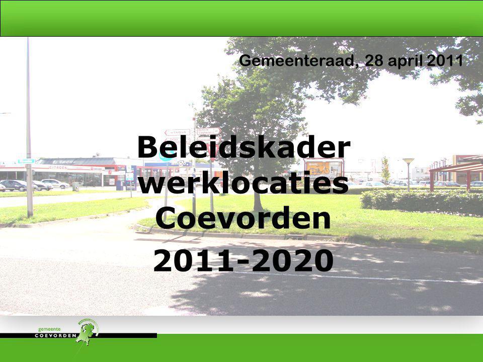 1.Drentse Zuidas speerpunten:- transport & logistiek - bedrijventerreinen - arbeidsmarkt - marketing en promotie 2.