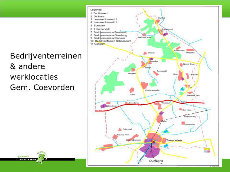 Recreatie en Toerisme, 1,2 miljoen overnachtingen Coevorden nr.