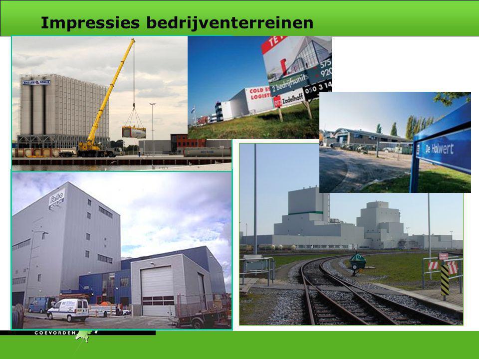 Toekomstige profielen Holwert-noord- industrie Holwert-midden- zorg, leisure, grootsch.