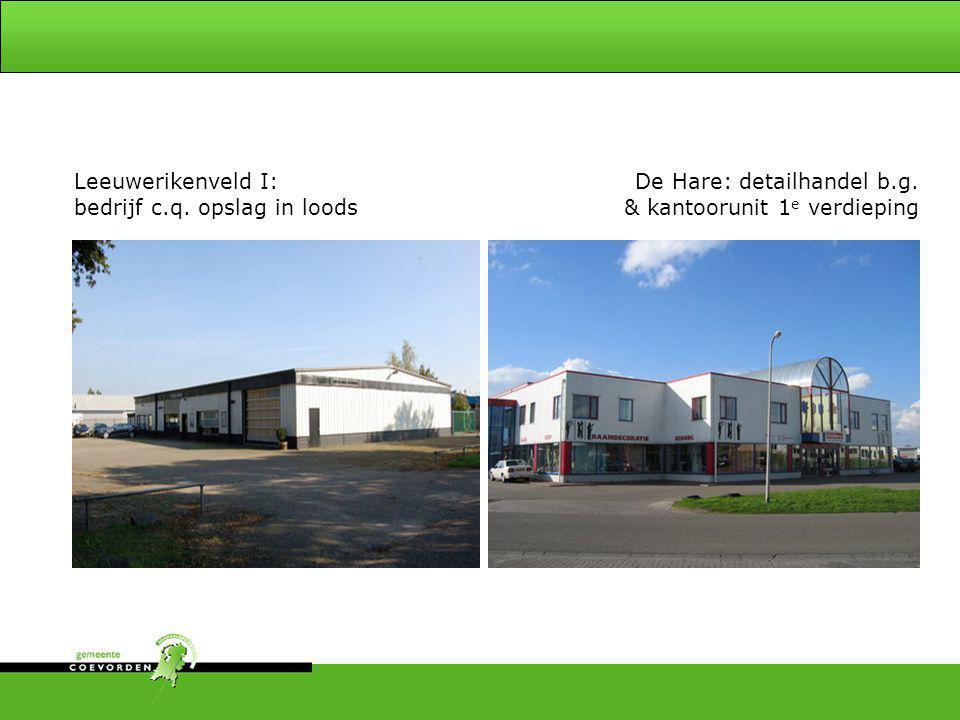Holwert-zuid & midden - herontwikkelen Binnenstad/Sallandsestr.