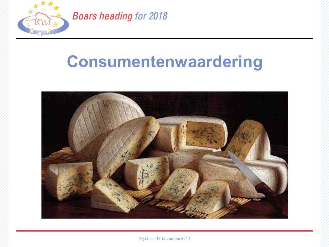 Consumentenwaardering Wychen, 12 november 2013