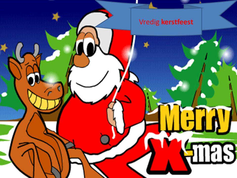 Vredig kerstfeest