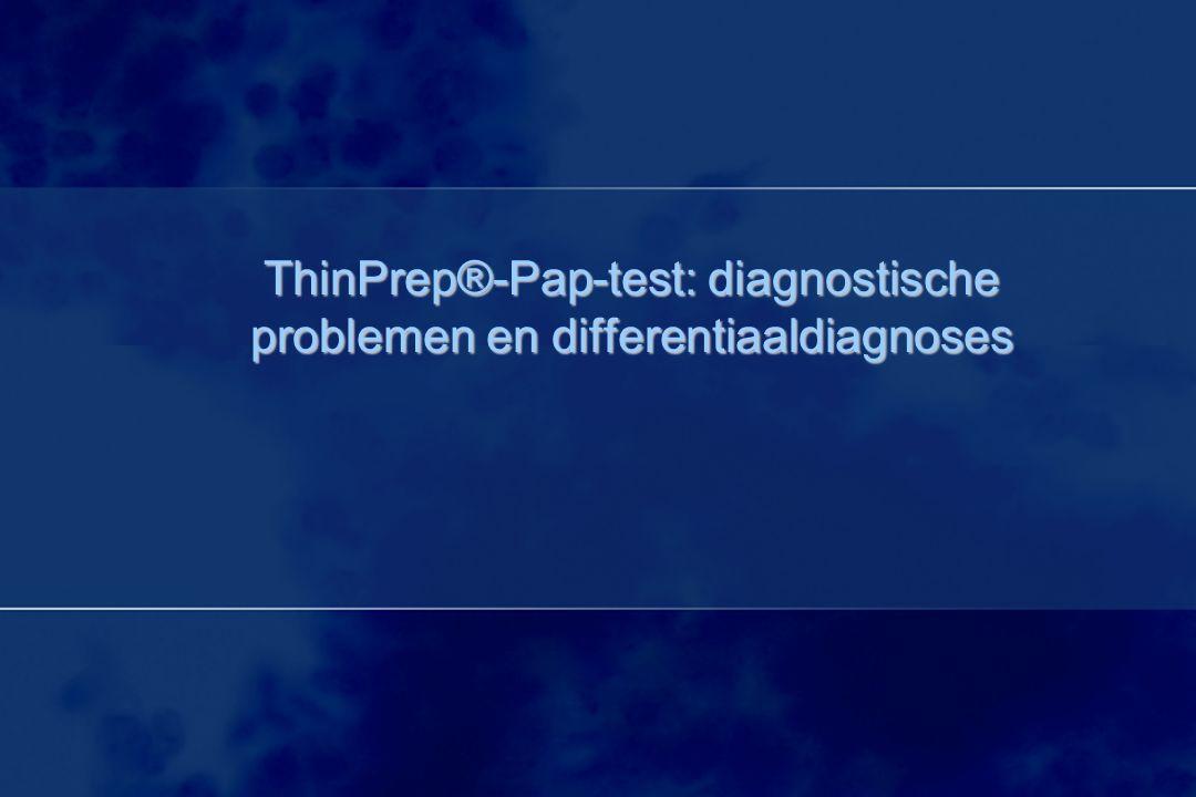 Title ThinPrep®-Pap-test: diagnostische problemen en differentiaaldiagnoses