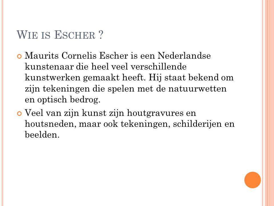 W IE IS E SCHER .