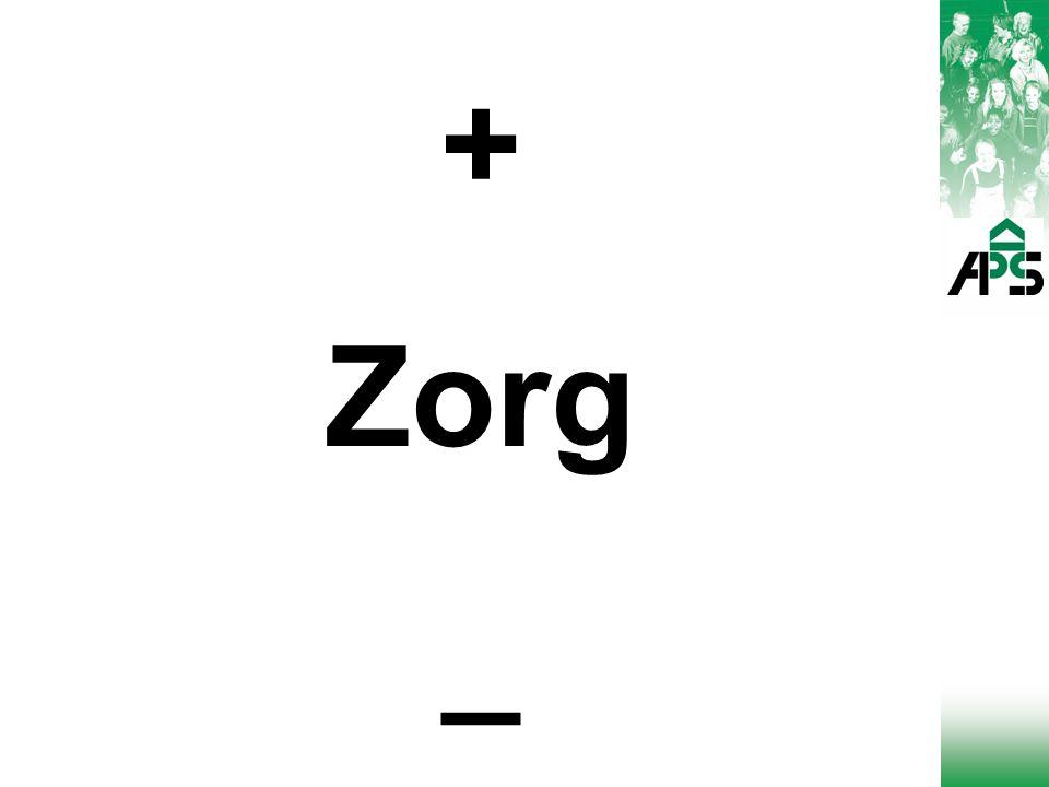 + Zorg _