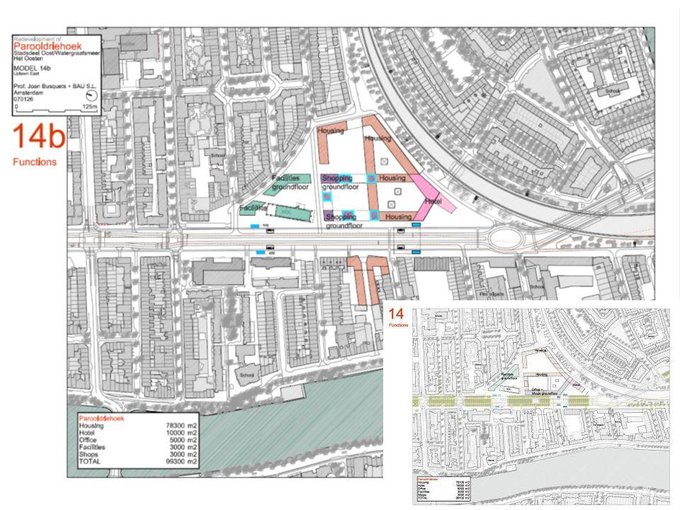 Fase 2 ontwikkelingsrichting 14/03/2007 Optie 2: [nieuw fase 3 product] Programma + Ontwerp (Stadsdeel of uitbesteden) 1.14/03/ - 28/06/07Concept Programma + Ontwerp incl.
