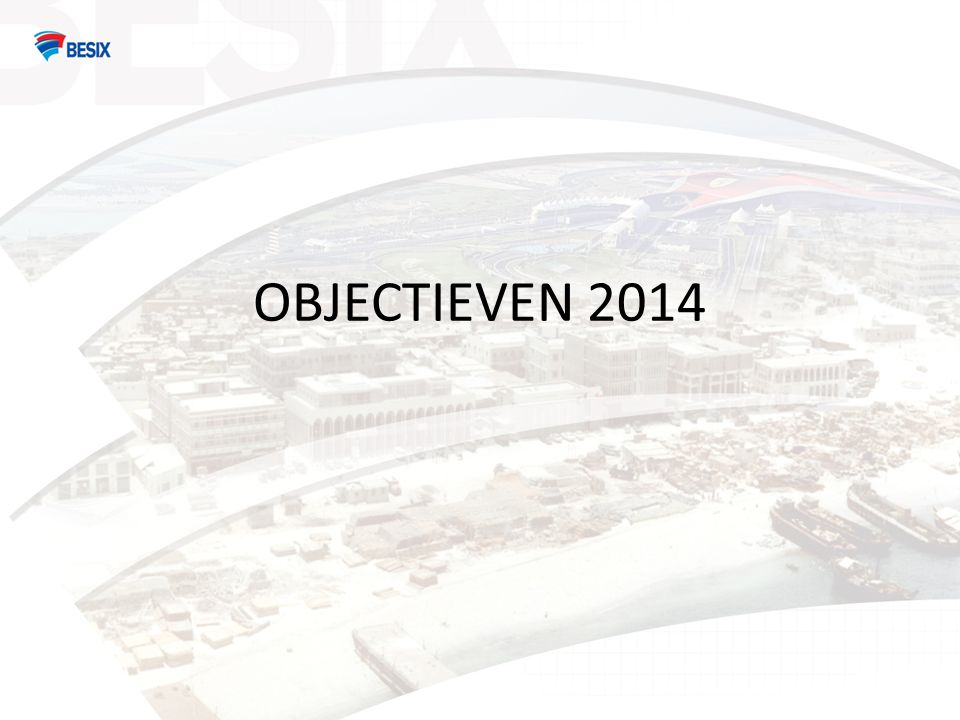 OBJECTIEVEN 2014