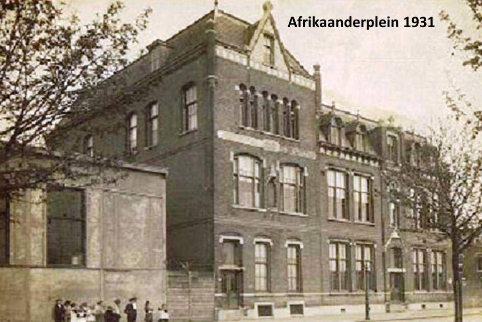 Afrikaanderplein 1931