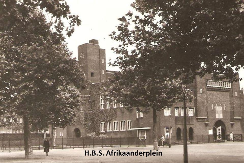 H.B.S. Afrikaanderplein